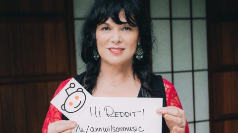 Ann Wilson · AMA Highlights