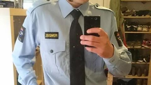 correctional officer in norwegian prison
