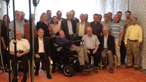 international group of theoretical physicists