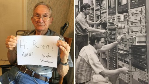 retired nasa engineer