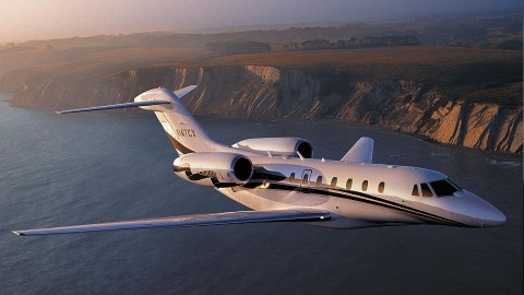 private jet pilot